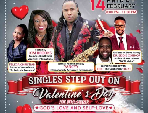 Singles Step Out on Valentine's Day!