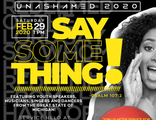 FEB 29: UNASHAMED 2020 Youth Service and Dodgeball Tournament