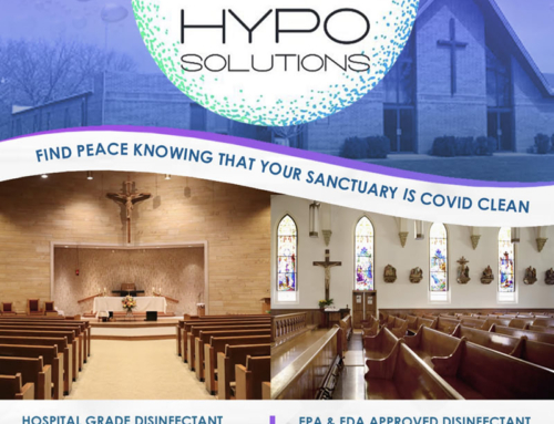 HYPO SOLUTIONS – Find peace knowing that your sanctuary is Covid clean