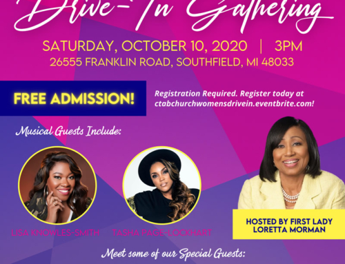 Women's Drive-In Gathering @ CTab w/ Lisa Knowles Smith, Tasha Page-Lockhart & MORE