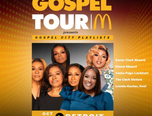 Streaming OCT 4: The Clark Sisters, Kierra Sheard, Tasha Page Lockhart & MORE!