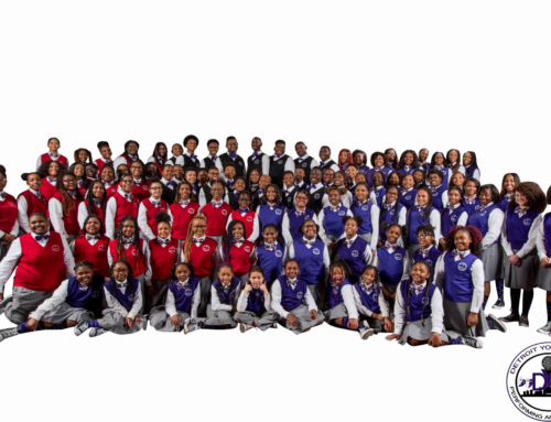 Detroit Youth Choir Spread Cheer with NEW Holiday Album!