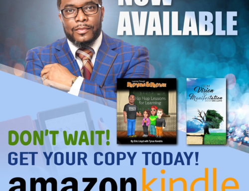 Buy both of Bishop Eric Lloyd's Best-Selling Books on Amazon Kindle Today!