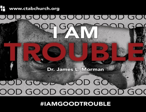 APR 4: Watch CTab Church's #IAMGOODTROUBLE Live Production presented VIRTUALLY