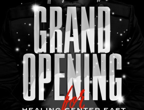 MAY 23: Apostle Jason J. Palmer Grand Opening for 3rd Location