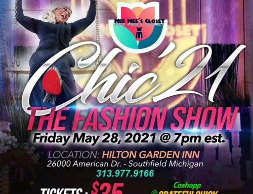 "Nee Nee's Closet presents ""CHIC 21: The Fashion Show"""