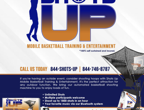 SHOTS UP Mobile Basketball Training & Entertainment ~ Perfect for Church Outings!