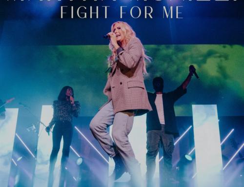 "Multiple Award-Winning Recording Artist Martha Munizzi Releases New Single ""Fight For Me"""