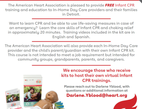 F*R*E*E Infant CPR Training from the American Heart Association