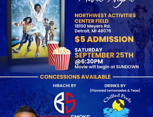 Outdoor Family Movie Night: THE WIZ …presented by Good Medicine Entertainment