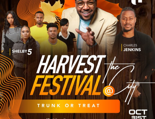 Don't miss Charles Jenkins & Shelby 5 @ The City Harvest Festival (F*R*E*E ADMISSION!)